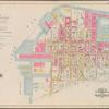 Double Page Plate No. 6: [Bounded by (Buttermilk Channel) Ferris St., (Atlantic Basin) Clinton William St., Conover St., Commercial Wharf, Verona St., Van Brunt St., Delvan St., Dwight St., Ostego St., (Erie Basin, Upper Bay) Beard St., Conover St. and Van Dyke St.]