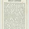Billy Cotton.