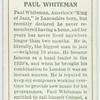 Paul Whiteman.