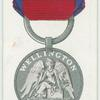Waterloo medal.