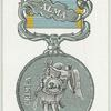 Crimean War medal, 1854-6.