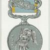 Crimean War medal, 1854-6.
