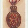 The Albert medal.