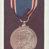 King George VI Coronation medal.