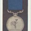 Royal Humane Society's medals.