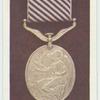 Distinguish flying medal.