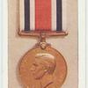 Special constabulary long service medal.