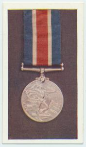 Naval good shooting medal.