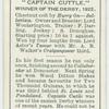 """""""Captain Cuttle"""" Derby, 1922."""