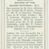 """""""Glenside"""" Derby, 1911."""