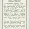 """""""Ally Sloper"""" Grand National, 1915."""