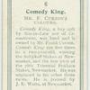 Comedy King.
