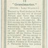 """Grandmaster""."