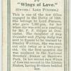 """Wings of Love""."