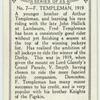 F. Templeman, 1919.