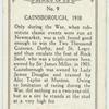 Gainsborough, 1918.