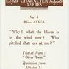 Bill Sykes.