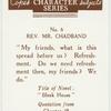 Rev. Mr. Chadband.
