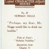 Newman Noggs.