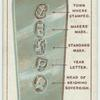 Do you know the meaning of hallmarks on silver?