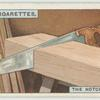 Do you know why a saw has a notch in its top edge?