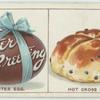 Do you know why we have Easter eggs and hot cross buns?