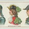Do you know the origin of epaulettes?