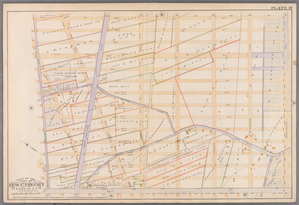 Plate 10: [Bounded by 72nd Street, Fourteenth Avenue, 86th Street and Stewart Avenue.]