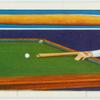 Do you know why a billiard cue is bevelled?