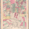 Sheet 7: Map encompassing Williamsburg, E. Williamsburg and Bushwick