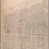 Sheet 5:[Bounded by Morton Street, Washington Street, Leroy Street, Hudson Street, Clarkson Street, Varick Street, Houston Street, Bowery Street, Chatham Square, Chatham Street, Reade Street and Washington Street.]