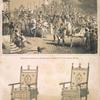 Torzhestvennoe ob'iavlenie o dne koronovaniia; Prestol Tsaria AleksiiaMikhailovicha; Prestol Tsaria Mikhaila Feodorovicha.