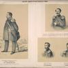 General-Leitenant Kovalevskii; Polkovnik Siuderi, Shtabs-Kapitan Lavrov; Polkovnik Mezentsov.