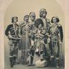 Nekotorye iz deputatov Aziatskikh narodov, podvlastnykh Rossii, byvshie v Moskve po sluchaiu sviashchenneishago koronovaniia , 1856 g.