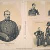 General-Adiutant Totleben; Polkovnik Gennerikh; Polkovnik Gardner; Untr-ofitser Samokatov I riadovoi Bezruk.