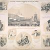 Vid Admiralteiskoi ploshchadi v S. Peterburge, 1851 g.