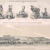 Zdaniie Vsemirnoi vystavki 1851g. v Londonie. Nekotorye iz predmetov, otpravlennykh iz Rossii na Vsemirnuiu vystavku.