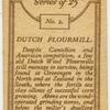 Dutch flourmill.