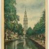 The Groenburgwal, Amsterdam.