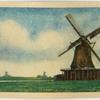 Windmills, waterland.