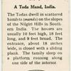 A Toda Mand, India.