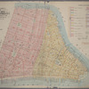 Outline & Index Map of Volume One, Atlas of New York City, Borough of Manhattan: Battery to Fourteenth Street