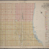 Outline & Index Map of Volume Two, Atlas of New York City, 14th Street to 59th Street