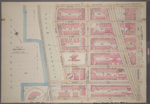 Plate 6, Part of Section 4: [Bounded by W. 77th Street, Amsterdam Avenue, W. 71st Street, West End Avenue, W. 72nd Street and Riverside Drive.]