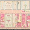 Plate 40, Part of Section 4: [Bounded by Twelfth Avenue (Hudson River Piers), W. 59th Street, Eleventh Avenue and W. 50th Street]