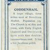 Coddenham.