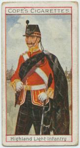 Highland Light Infantry.