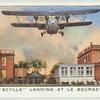 """Scylla"" landing at le Bourget."
