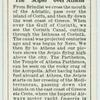 "The ""Scipio"" over Athens."
