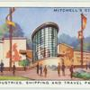 The Industries, Shipping and Travel Pavilion.